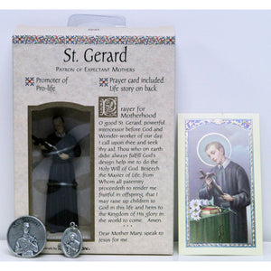 St. Gerard Motherhood Kit