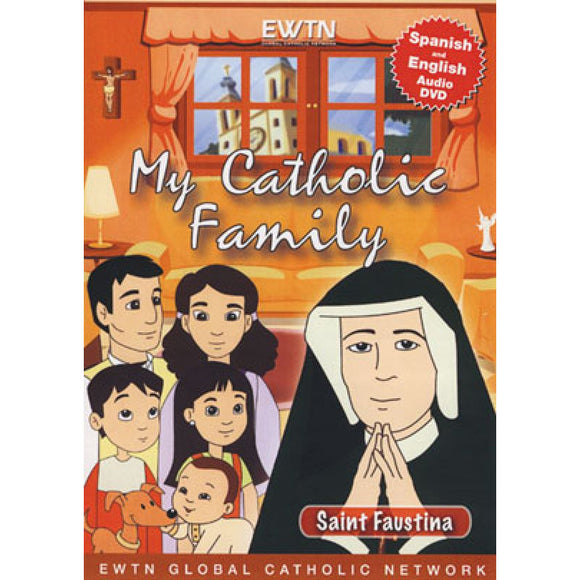My Catholic Family: St. Faustina