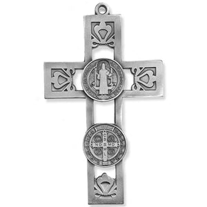 Saint Benedict Medal Cross
