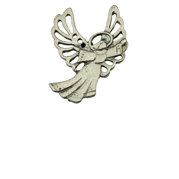 Guardian Angel Pewter Pin