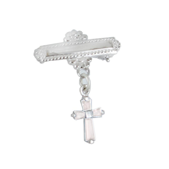 June Baby Cross Bar Pin