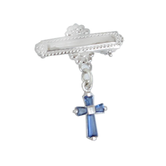 September Baby Cross Bar Pin