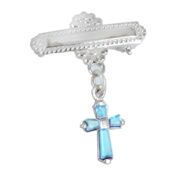 December Baby Cross Bar Pin