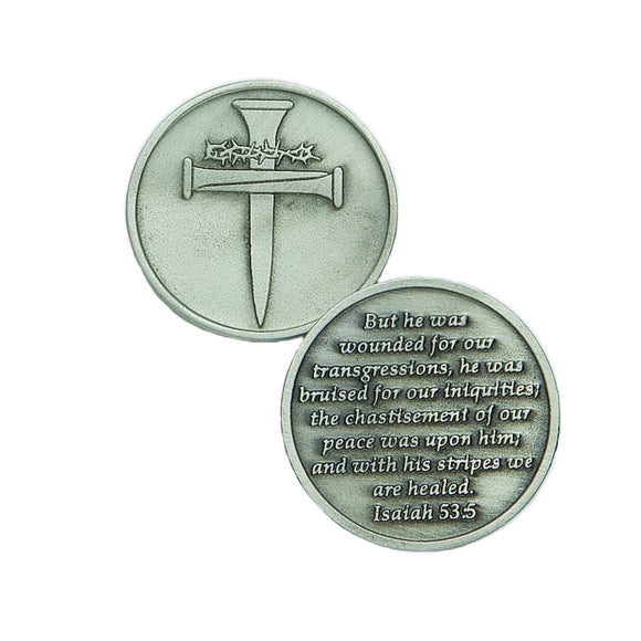 Crucifix Pocket Token