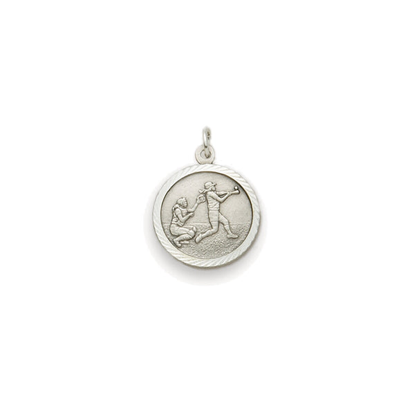 St. Christopher Softball Medal