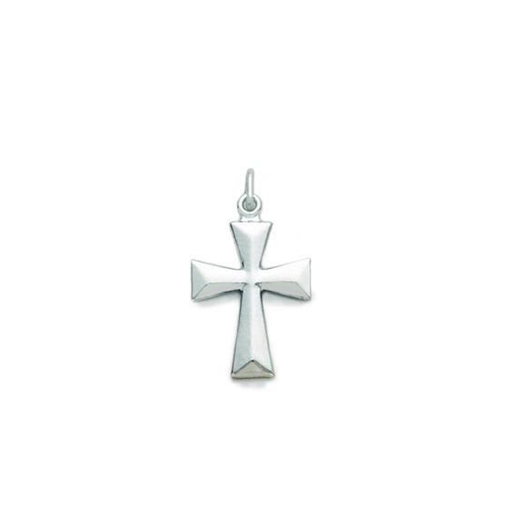 Silver Iron Cross