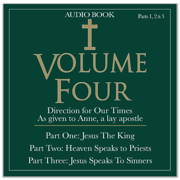 Direction for Our Times Volume 4 CD