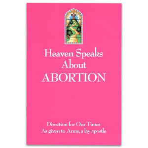 Heaven Speaks About Abortion