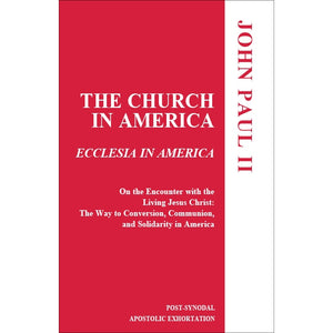 Church in America (Ecclesia in America)