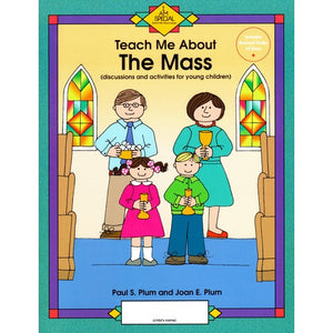 Teach Me About the Mass