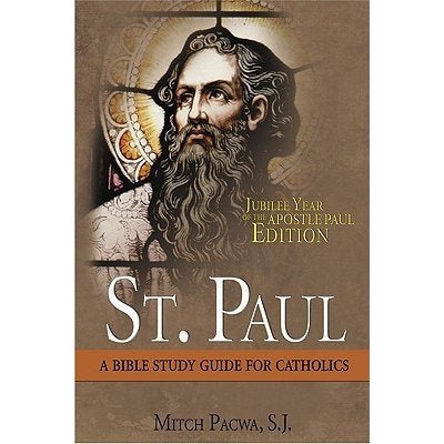 St. Paul: A Study Guide for Catholics