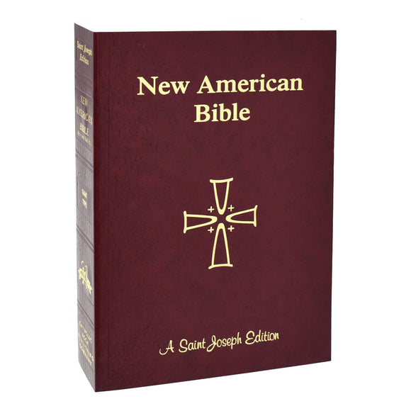 St. Joseph New American Bible: Giant Type