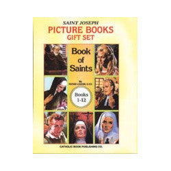St. Joseph Picture Books - Book of Saints Gift Set (Books 1-12)