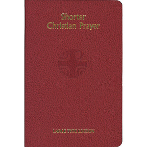 Shorter Christian Prayer (Large Type Edition)