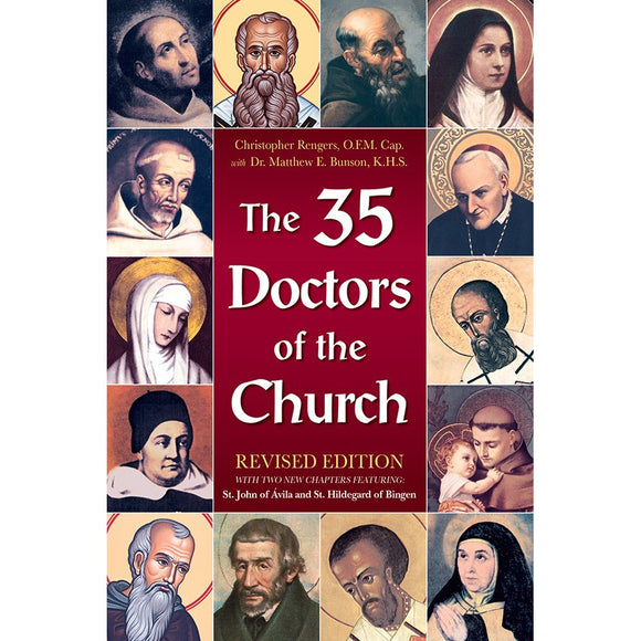 The 35 Doctors of the Church