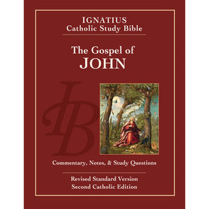 Ignatius Catholic Study Bible: John