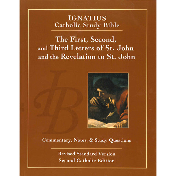 Ignatius Catholic Study Bible: Letters of St. John