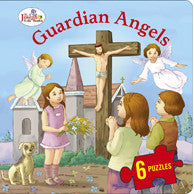 Guardian Angels Puzzle Book