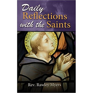 Daily Reflections with the Saints