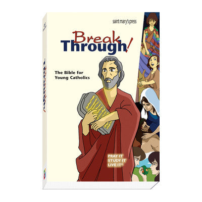 Breakthrough! The Bible for Young Catholics - Paperback