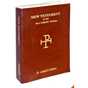 St. Joseph NAB New Testament