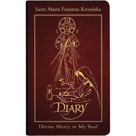 The Diary of St. Faustina (Leather)