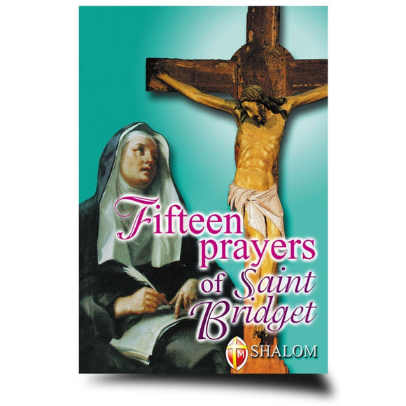 Fifteen Prayers of Saint Bridget