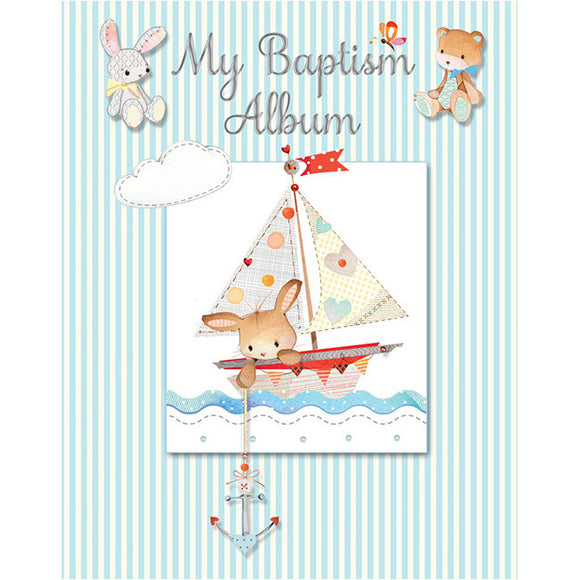 My Baptism Album (Blue)