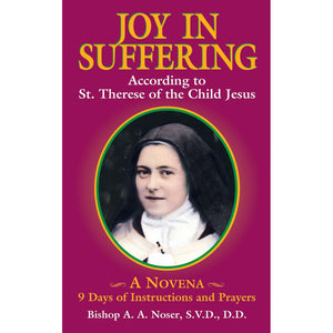 Joy in Suffering
