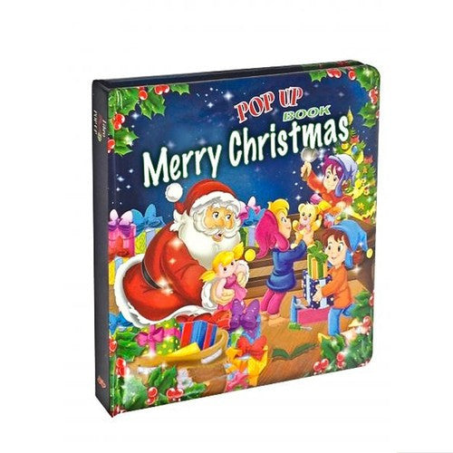 Merry Christmas Pop Up Book