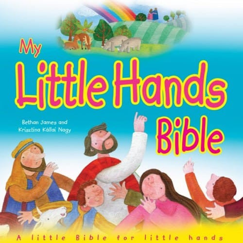 My Little Hands Bible