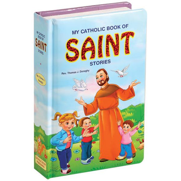 My Catholic Book of Saint Stories