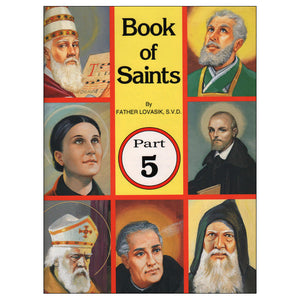 Book of Saints (Part 5)