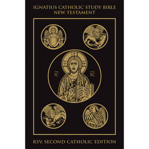 Ignatius Catholic Study Bible: New Testament (Hardcover)
