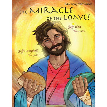 Miracle of the Loaves Graphic Novel