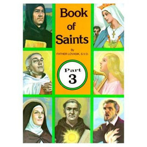 Book of Saints (Part 3)