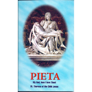 Color Pieta: Prayers, Novena's, and Devotions Booklet