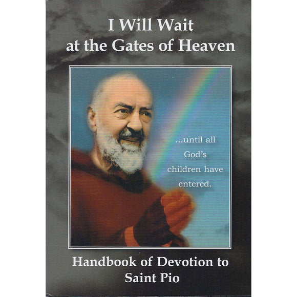 Handbook of Devotion to Saint Padre Pio