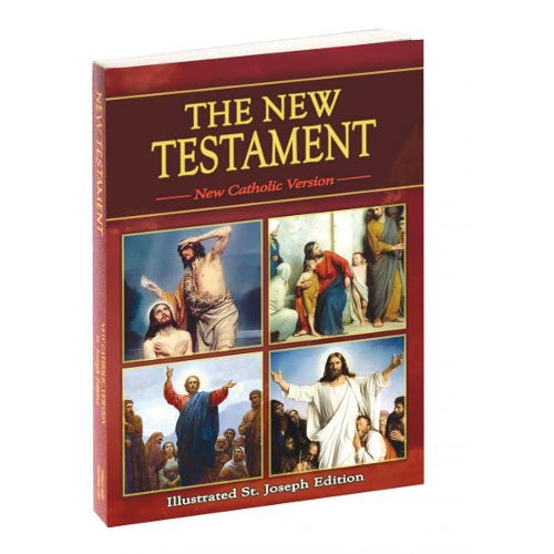New Testament: New Catholic Version