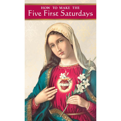 How to Make the Five First Saturdays