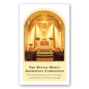 The Divine Mercy Adoration Companion