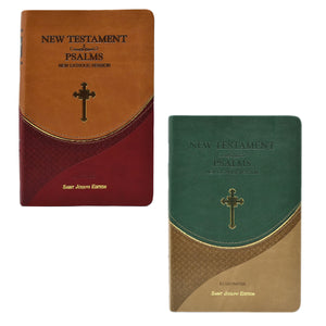 The New Testament & Psalms: New Catholic Version