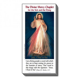 The Divine Mercy Chaplet for the Sick and the Dying