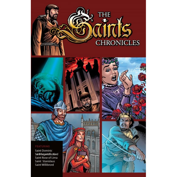 Saints Chronicles: Collection 4