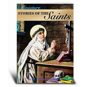 Miniature Stories of the Saints: Book 2