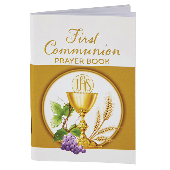 First Communion Prayer Book