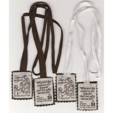 Better Brown Scapular