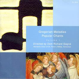 Gregorian Melodies: Popular Chants Volume 1