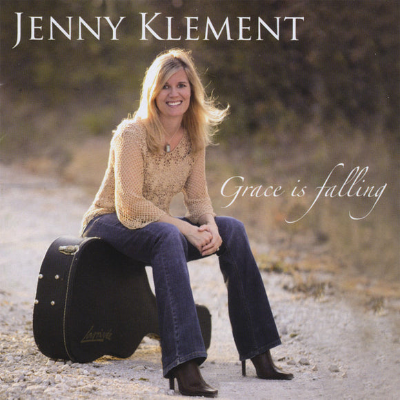 Grace is Falling by Jenny Klement