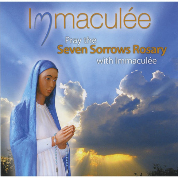 Pray the Seven Sorrows Rosary with Immaculee